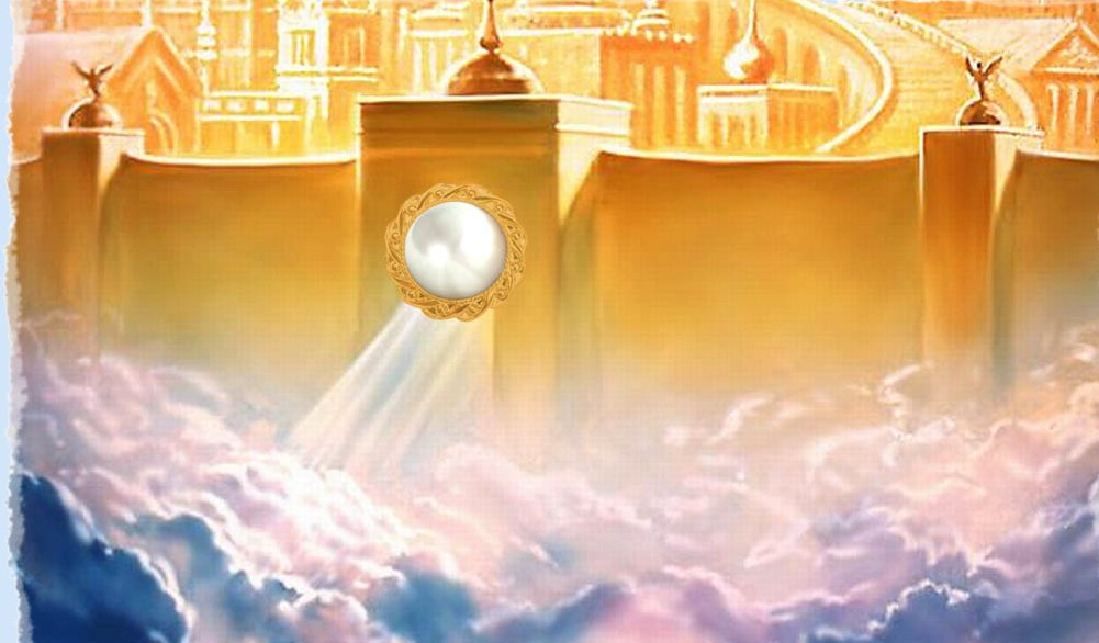 Through Pearly Gates Sermon / Revelation 21:9–14, 21–27 / Pr. Ted A. Giese / Sunday May 26th 2019 / Season Of Easter / Mount Olive Lutheran Church - Image 1