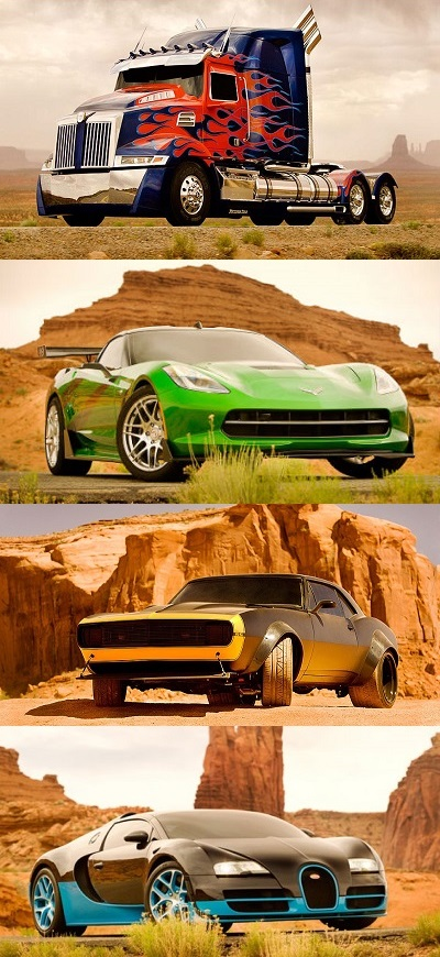 Transformers 4 Age of Extinction (2014) Directed by Michael Bay - Movie Review - Image 11