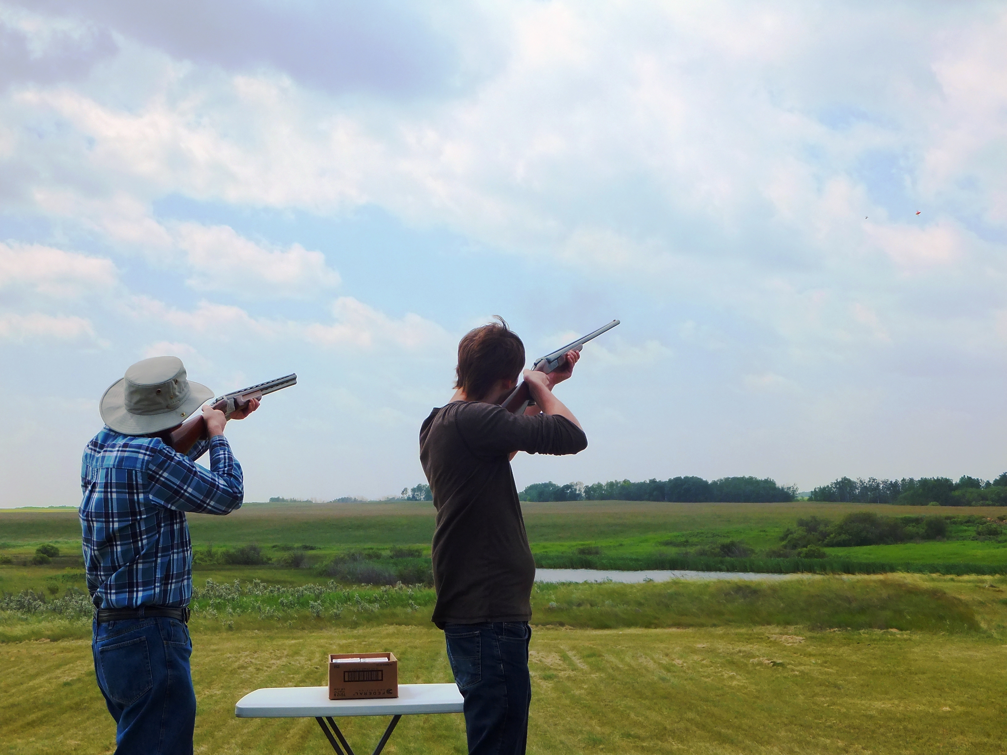 Video From The Mount Olive Men's Trap Shooting Event - July 12th 2014 - Image 4
