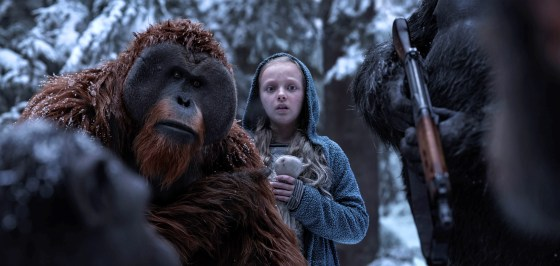 War for the Planet of the Apes (2017) Matt Reeves - Movie Review - Image 7
