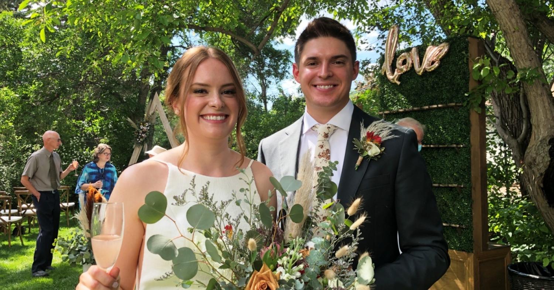 Wedding Sermon / Anneliese & Justin Rodko / John 2:1–11 - Pastor Ted Giese / Mount Olive Lutheran Church - June 26th 2021