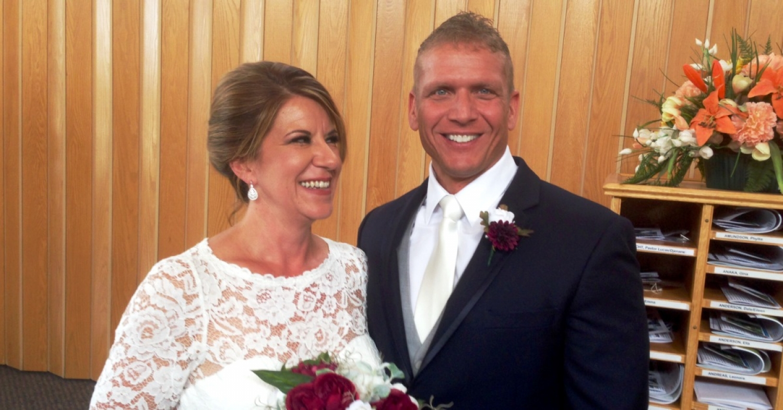 Wedding Sermon / Cornell & Jodi Srochenski / Ecclesiastes 4:9-12 & 1 John 4:19 - Pastor Ted Giese / Mount Olive Lutheran Church - September 9th 2017
