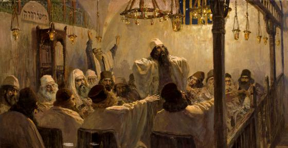 What Jesus Did - What Caiaphas Said / Sermon / Pr. Ted A. Giese / Season of Lent / Ash Wednesday February 14th 2018 - / John 11:45-53 - Image 4