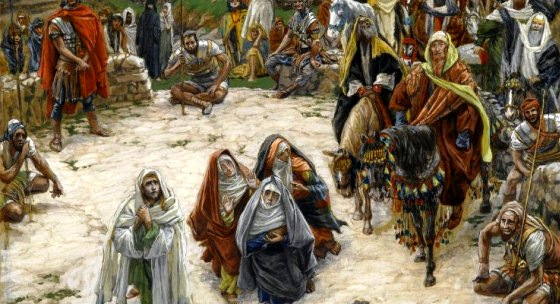 What Jesus Did - What Caiaphas Said / Sermon / Pr. Ted A. Giese / Season of Lent / Ash Wednesday February 14th 2018 - / John 11:45-53 - Image 6