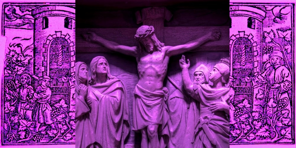 """""""Who Receives the Vineyard?"""" Sermon / Luke20:9-20 / Pr. Ted A. Giese / Sunday April 7th 2019 / Season Of Lent / Mount Olive Lutheran Church - Image 4"""