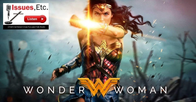 Wonder Woman (2017) Patty Jenkins - Movie Review