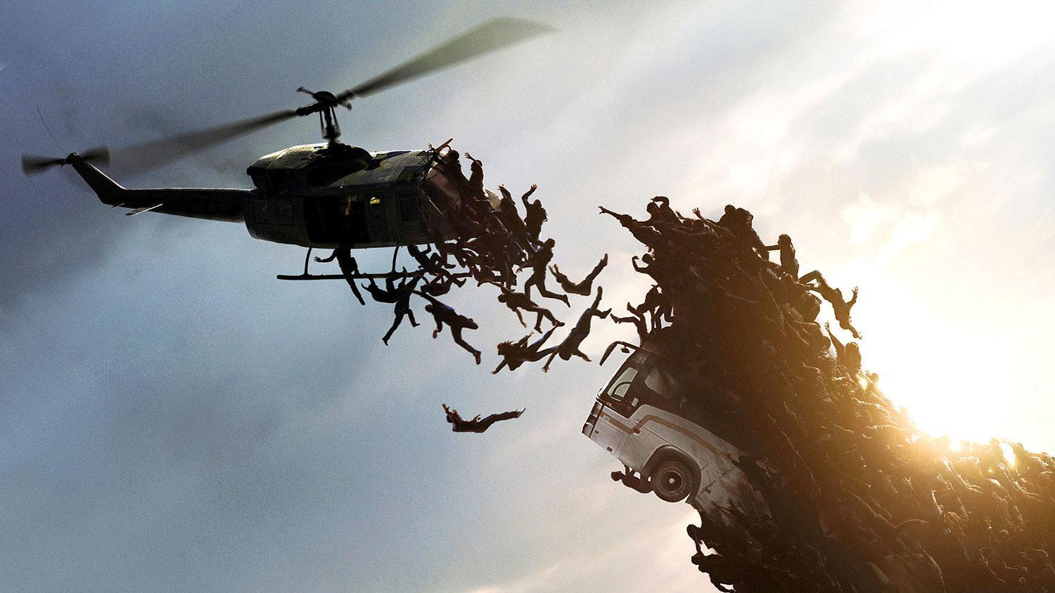 World War Z (2013) Directed by Marc Forster - Movie Review - Image 5