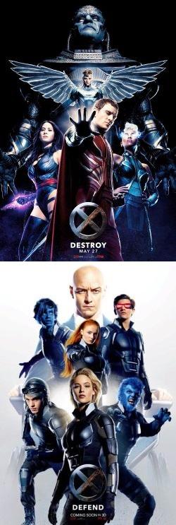 X-Men: Apocalypse (2016) Bryan Singer - Movie Review - Image 3