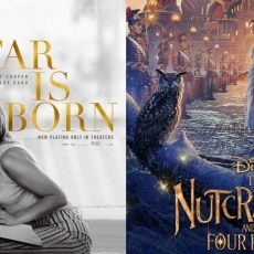 A Star is Born (2018) Bradley Cooper & The Nutcracker and the Four Realms (2018) Lasse Hallström and Joe Johnston - Movie Review