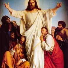 Sermon from September 15, 2013/ Jesus Receives Sinners