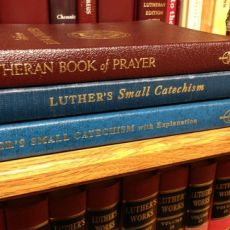Incorporate Luther�s Small Catechism into your daily lives