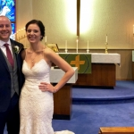 Wedding Sermon / Brett and Brieanne Pelzer / Colossians 3:12-17 - Pastor Ted Giese / Mount Olive Lutheran Church - October 12th 2019