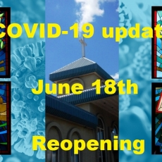 COVID-19 Update - June 18th, 2020