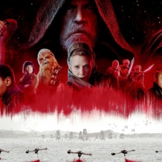 Star War: The Last Jedi (2017) Rian Johnson - Movie Review