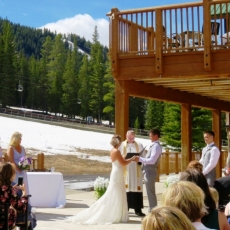 Wedding Sermon / Drew & Kaitlin Kreis / Colossians 3:12-14 - Pastor Ted Giese / Mount Norquay Alberta - May 20th 2017
