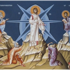 Sermon from Sunday February 10th 2013 Transfiguration Sunday