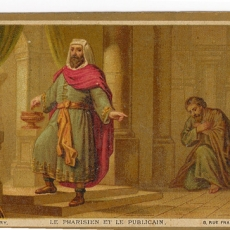 Sermon - October 27th, 2013 - Luke 18:9-13 - Pharisee & Tax Collector