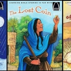 Book Of The Month For July: Best-Loved Parables Of Jesus - Arch Books
