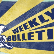 Weekly Bulletin Sunday Oct 13th