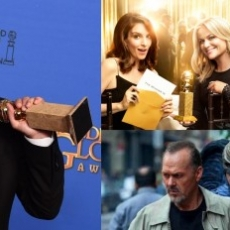 IssuesEtc Segment: 72nd Golden Globe Awards 2015