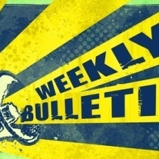 Weekly Bulletin April 20th
