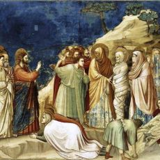Sermon April 6/ Vicar James Preus/ Jesus is the Resurrection and the Life/ John 11