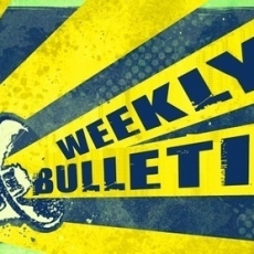 Weekly Bulletin July 20th
