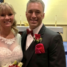 Wedding Sermon / Chris & Sandra Hildebrand / Ecclesiastes 4:9–12 - Pastor Ted Giese / Mount Olive Lutheran Church - December 12th 2020