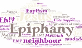"""Unique Words for the World"", Sermon / Matthew 2:1-12 / Pr. Lucas A. Albrecht / Monday January 6th 2020 / Epiphany Day"