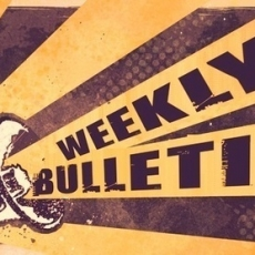 Weekly Bulletin October 26th