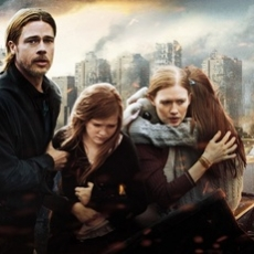 World War Z (2013) Directed by Marc Forster - Movie Review