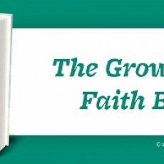 Book Of The Month For August 2019:  The Growing in Faith Bible
