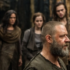 Noah (2014) Directed by: Darren Aronofsky - Movie Review