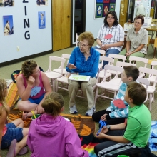 Vacation Bible School - 2014 - Gangway to Galilee