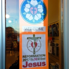 Reformation Open House 2015 Eve of All Saints Day