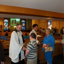 Sunday Service Mount Olive Lutheran Church July 20th 2014