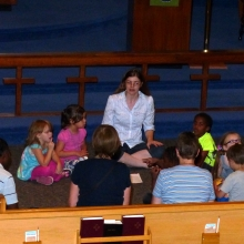 More Vacation Bible School Photos July 2014!
