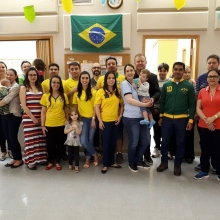 Brazilian Dinner - Youth Fundraiser - April 28th, 2018