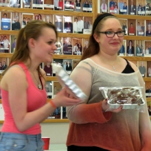 Higher Things - Youth Baking Auction Fundraiser 2016