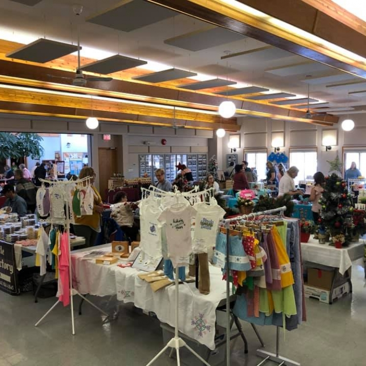 Christmas Craft Sale and Trade Show November 23rd 2019