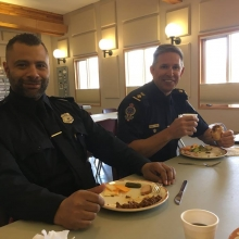 2019 Police & First Responders Appreciation Meal