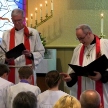 Photos from Pentecost Sunday / Confirmation of Baptism Sunday 2016