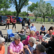 2016 Community BBQ/Church BBQ