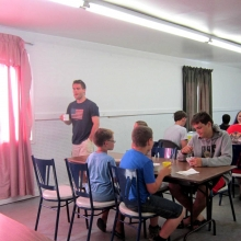 Camp Lutherland July 2014 - First Week of Camp!