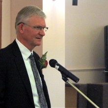 Pastor Terry Defoe's 30th Anniversary in the Ministry held at Mount Olive Lutheran Church, June 2012