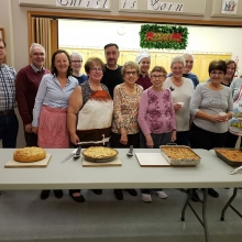 Germany Meets Brazil Cooking Class - Culture in the Kitchen / Saskatchewan German Council