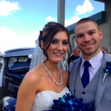 Tayler & Taenelle Hinger Wedding Mount Olive Lutheran Regina SK June 20th 2015