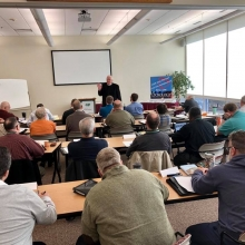 Pr. Giese attending Doxology Continuing Education Conference in Indiana. Learn more @ doxology.us November 4th to 7th 2019