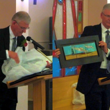 Pastor Terry Defoe\'s 30th Anniversary in the Ministry held at Mount Olive Lutheran Church, June 2012