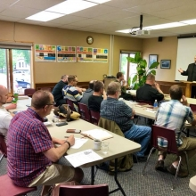 2018 - The St. John Chrysostom Lutheran Preacher's Retreat
